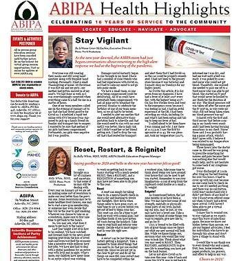 ABIPA Health Highlights – January 2021