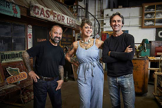 American Pickers is Coming to North Carolina