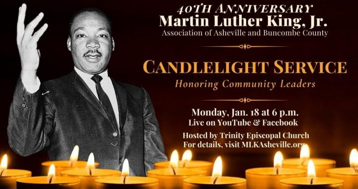 Candlelight Service Honors Community Leaders