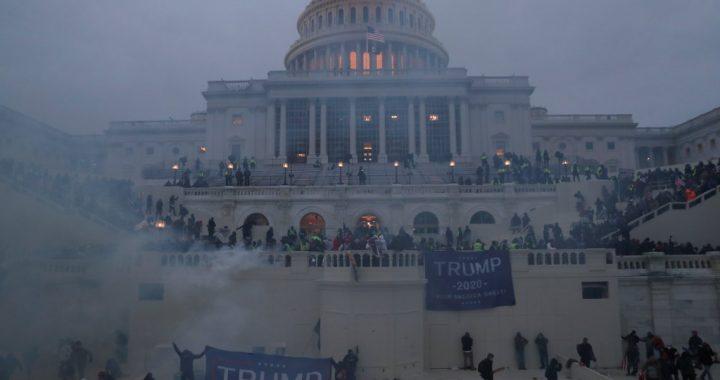 Pro-Trump Mob Storms US Capitol Building