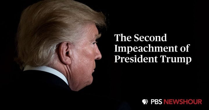 House of Representatives Votes to Impeach Trump