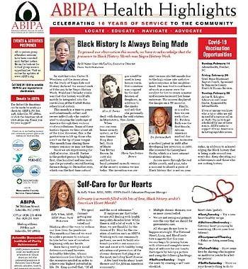 ABIPA Health Highlights – February 2021