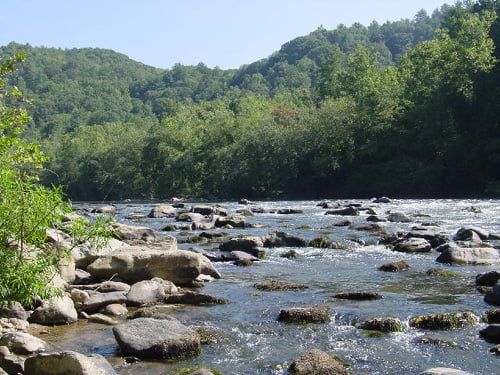 CFWNC's Pigeon River Fund Accepting Applications