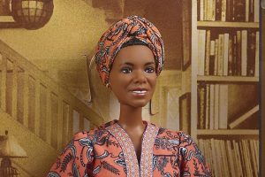 Barbie's New Inspiring Woman