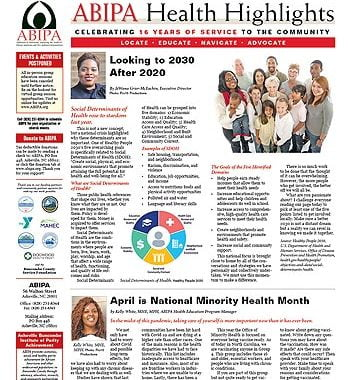 ABIPA Health Highlights – April 2021