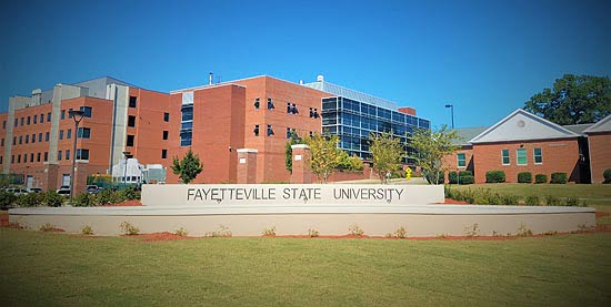 Bill to Prohibit Renaming of Fayetteville State University