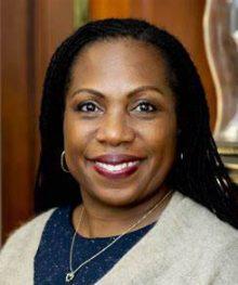 Judge Ketanji Brown Jackson