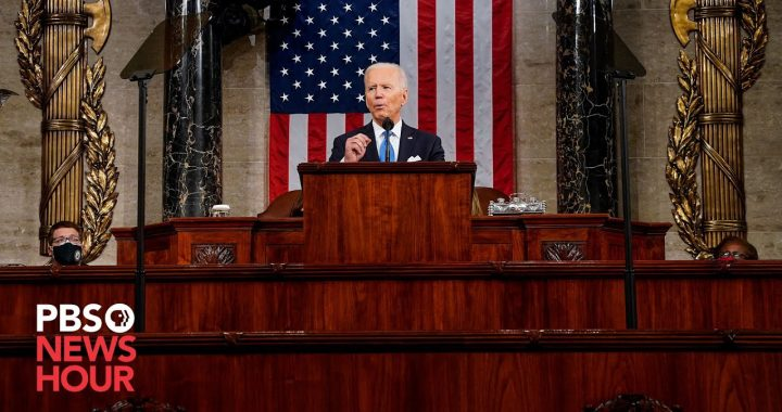 Biden's Address to Congress