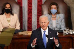 Excerpts from President Biden's Address to Congress