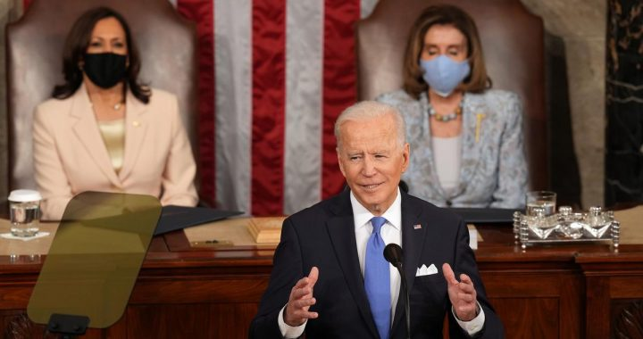 Excerpts from President Biden's Address to Congress