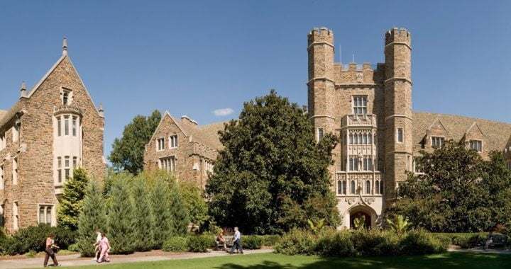 George Floyd's Toxicology Report Pinned to Display at Duke University