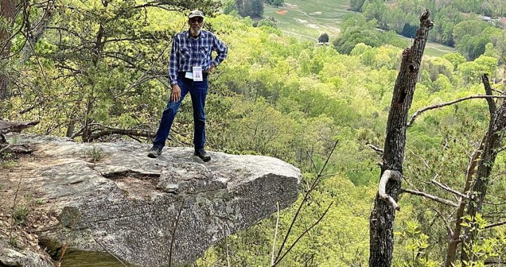 Take a Hike on Young's Mountain Trail