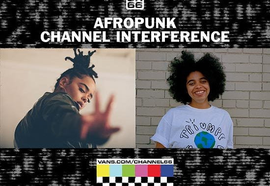 Afropunk Channel Interference