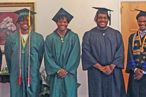 Tried Stone Missionary Baptist Church Hosts Graduates Recognition