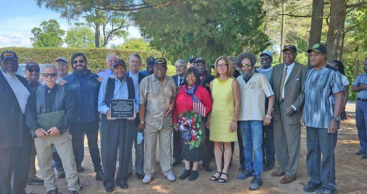 Honoring African American Veterans