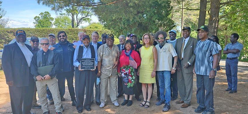 African American Veterans Memorial