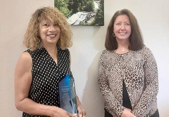 Kathey Avery Receives Trailblazer Award
