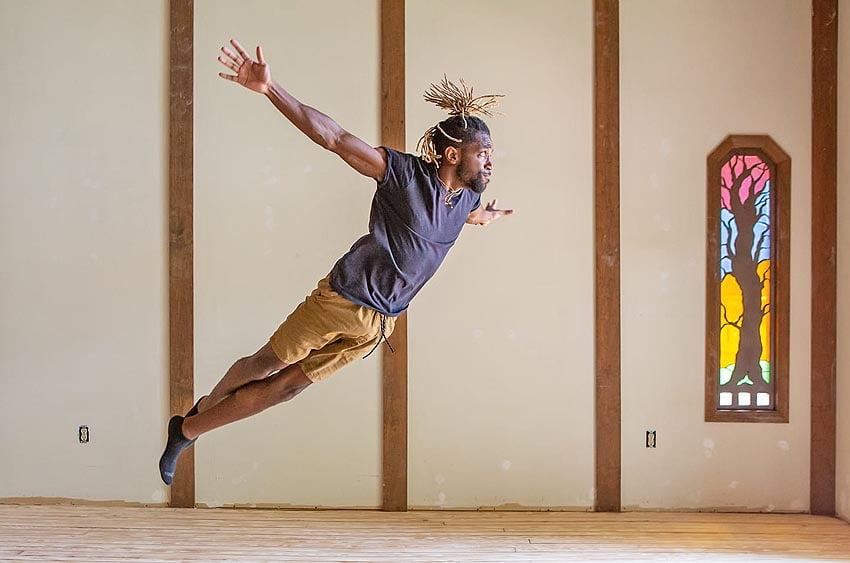 Dancer Melvin AC Howell