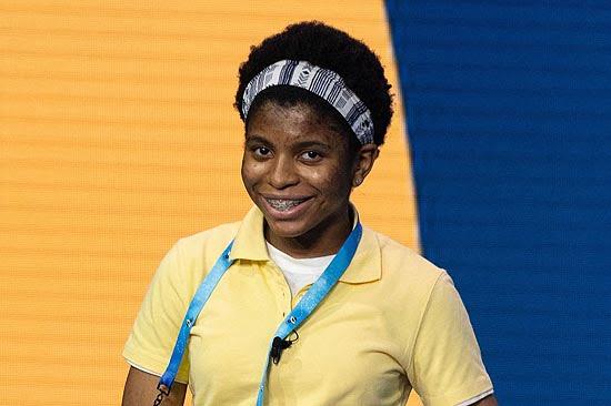 Zaila Avant-garde, 14, Wins National Spelling Bee