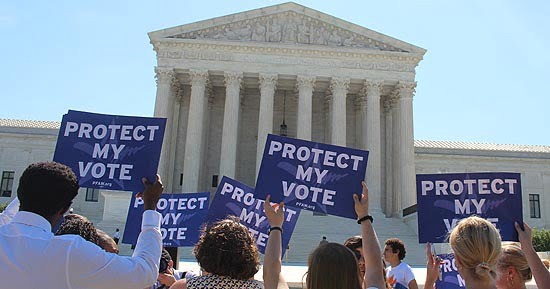 Black Churches Can Lead the Way on Voting Rights