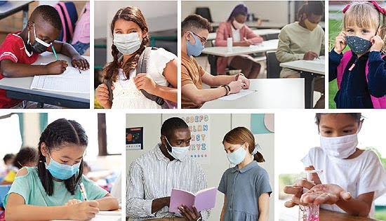 Guidance for Covid-19 Prevention in K-12 Schools