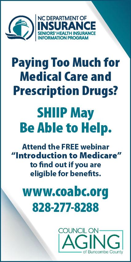 COA SHIIP Medicare