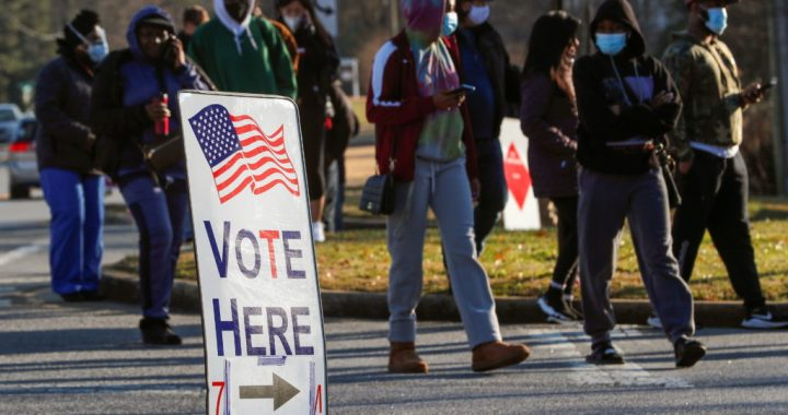 GOP State Officials Take Step Toward Overseeing Elections in Georgia
