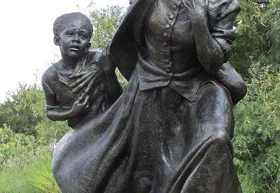 Harriet Tubman Traveling Sculpture Arrives in Sylva